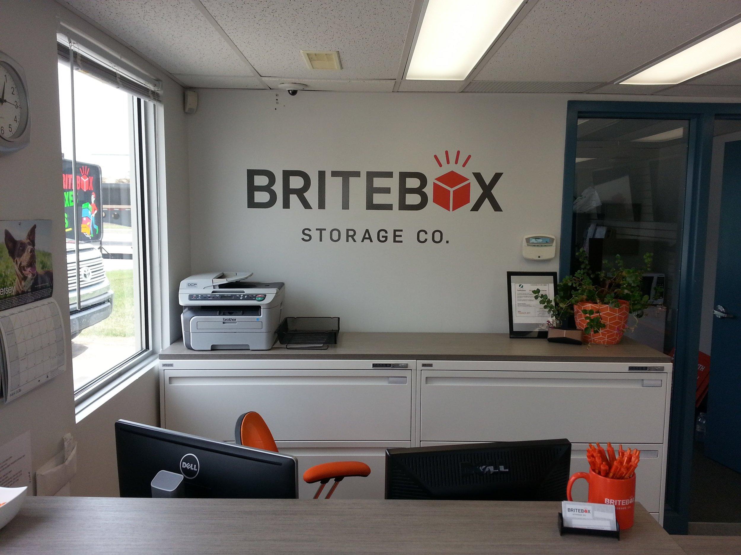 BriteBox Storage, Saskatoon