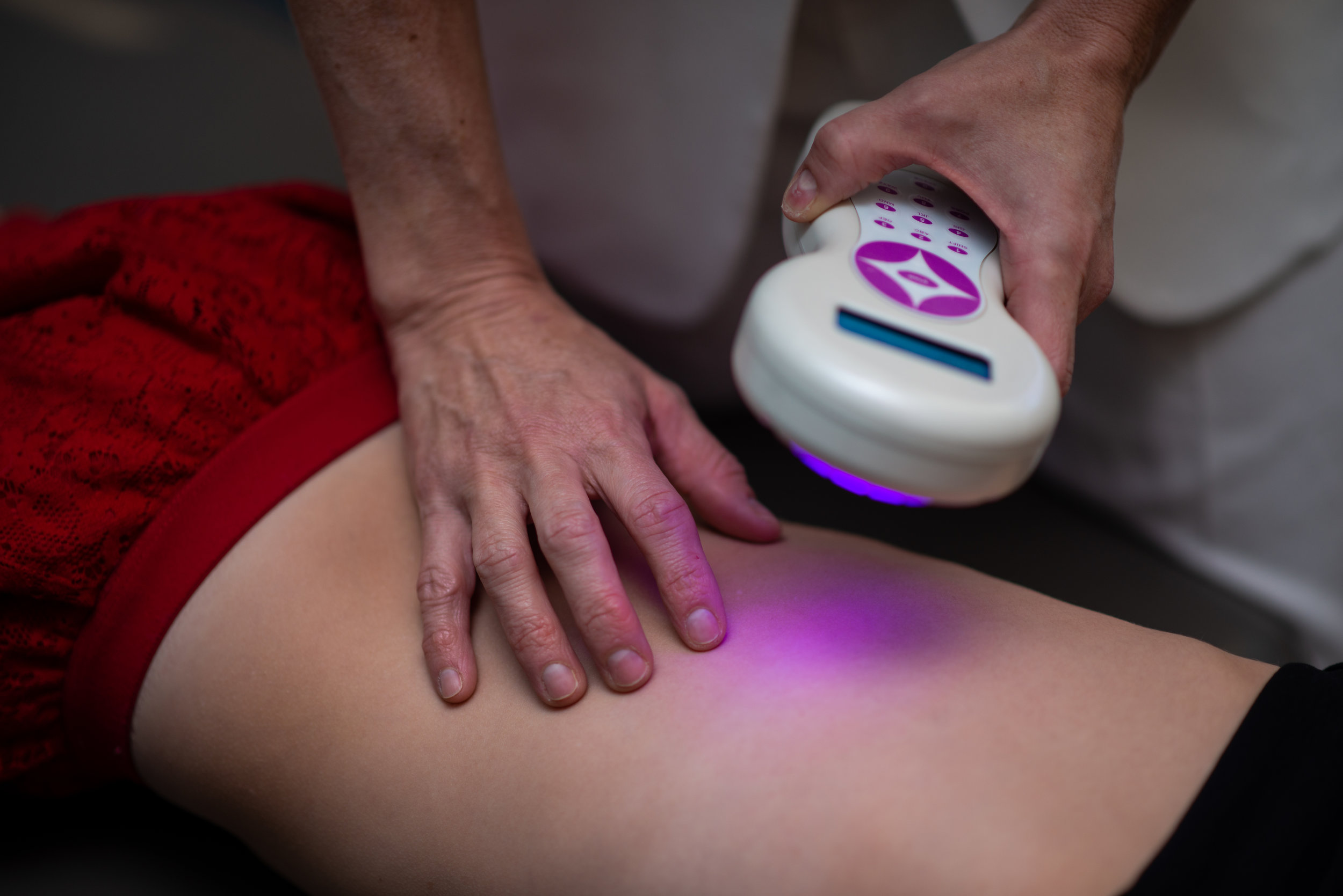 Laser Therapy: A Non-Invasive, Painless and Cost-Effective Therapy for Pain