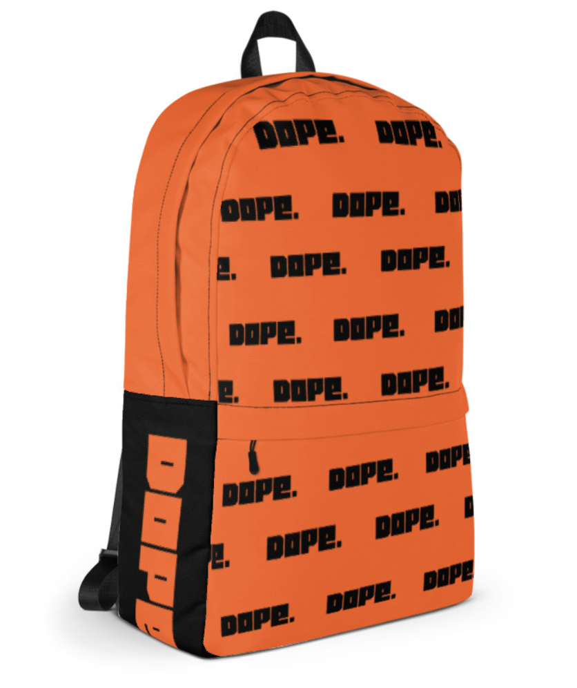 Orange Is The New Black Backpack  $45