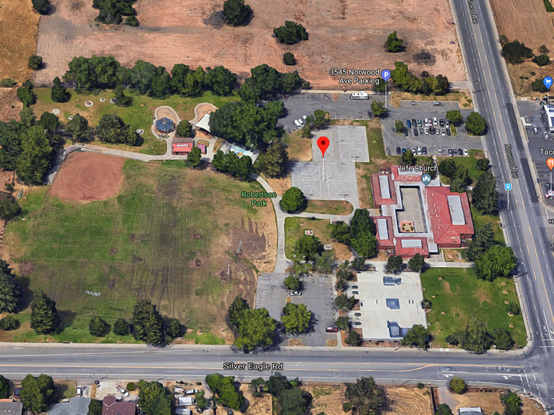 Robertson Park - 3525 Norwood AvenueSacramento, CA 95838