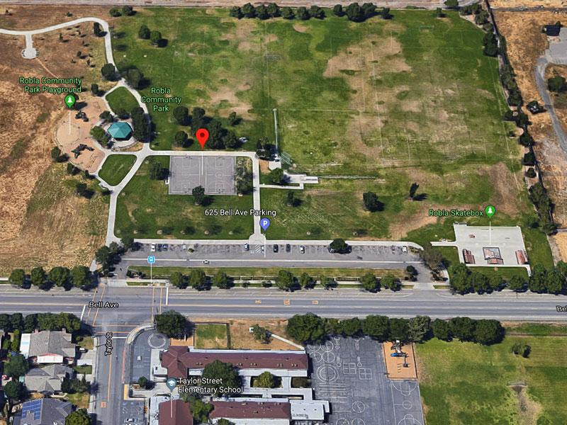 Robla Community Park Playground - 625 Bell AvenueSacramento, CA 95838