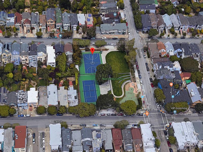 Noe Courts - 4320 24th StreetSan Francisco, CA 94114