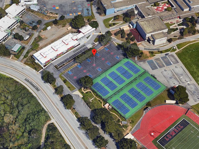 Lowell High School - 1101 Eucalyptus DriveSan Francisco, CA 94132
