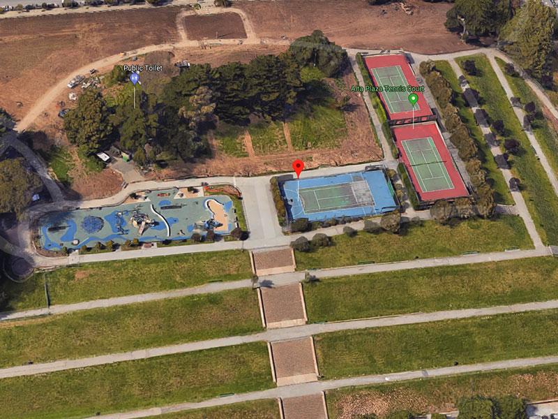 Alta Plaza Park - 2699 Clay StreetSan Francisco, CA 94115