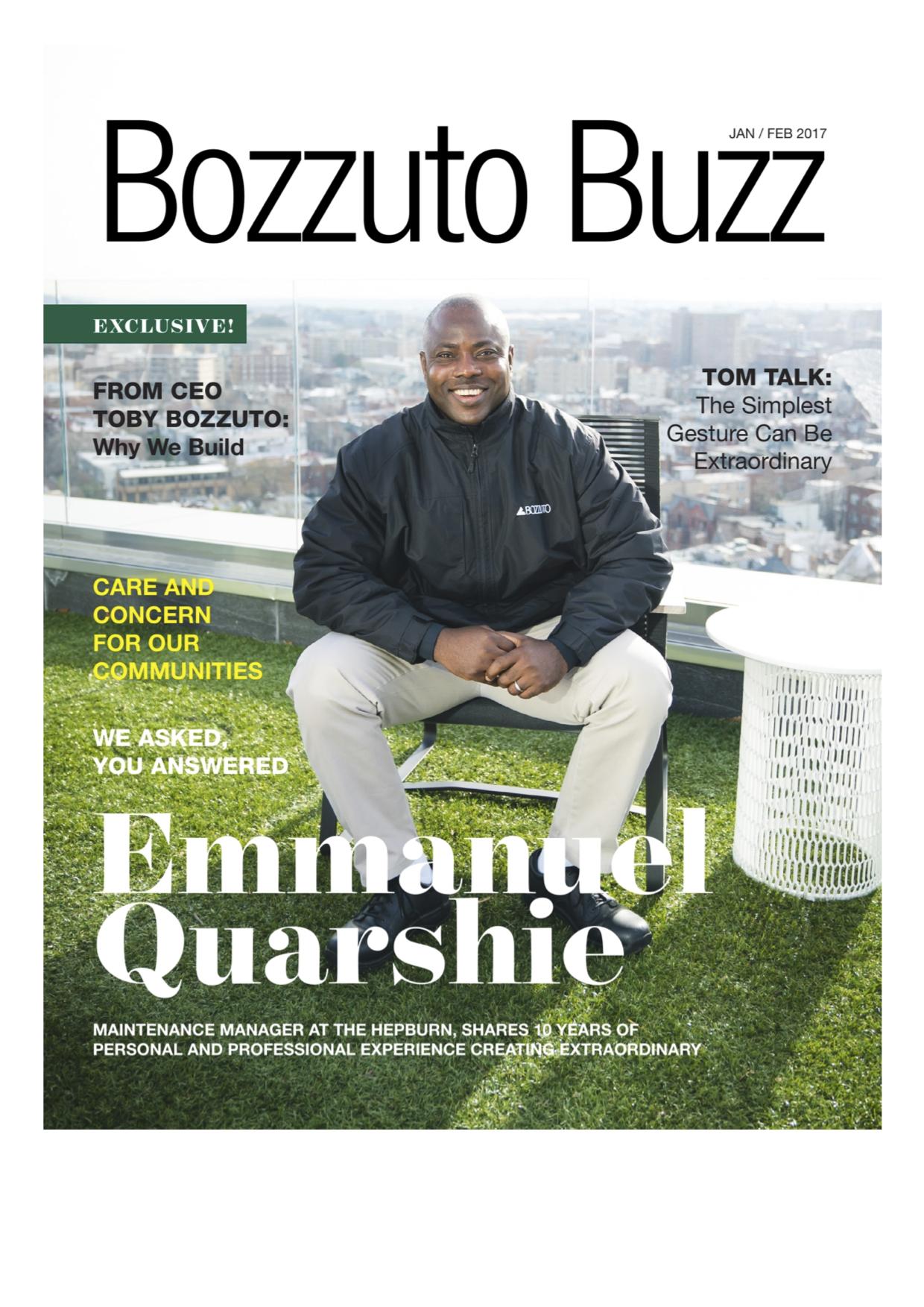 Bozzuto Buzz