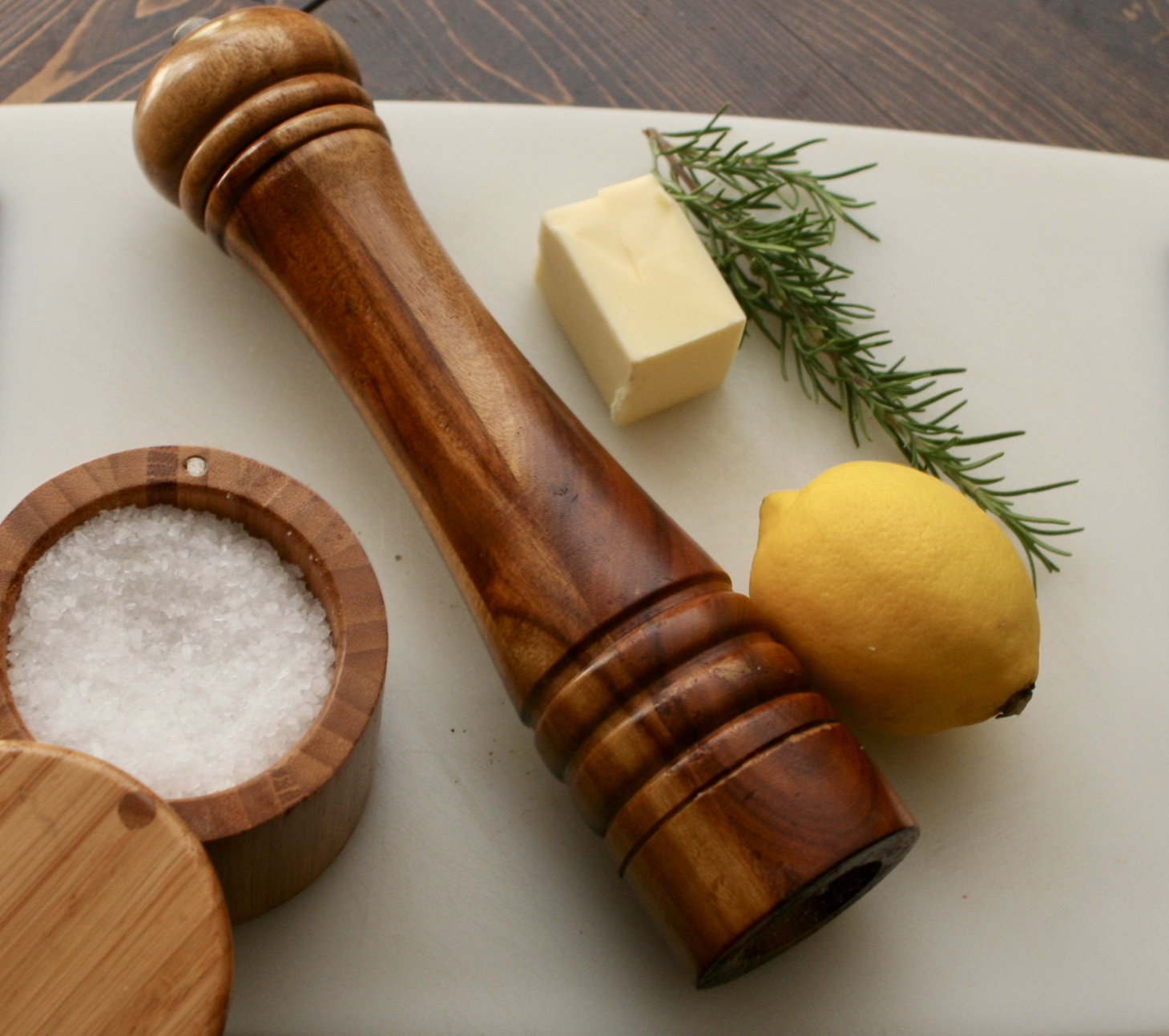 Lemon Rosemary Potatoes