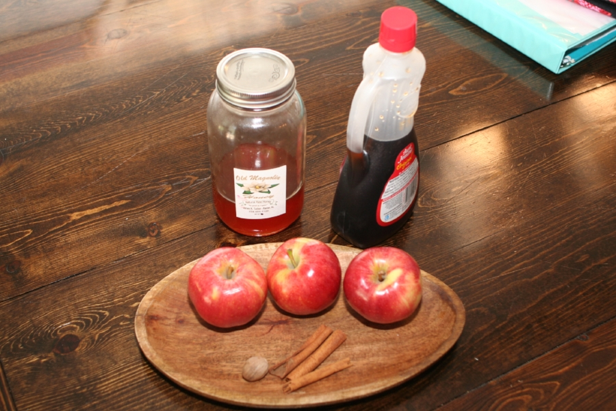 Baked Apples In the Instant Pot