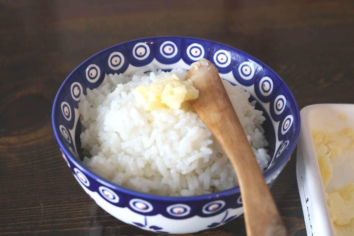 Easy Instant Pot Rice
