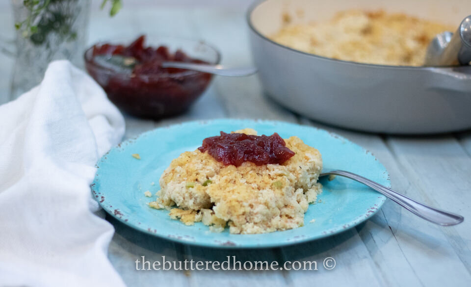 Southern Cornbread Dressing for Thanksgiving