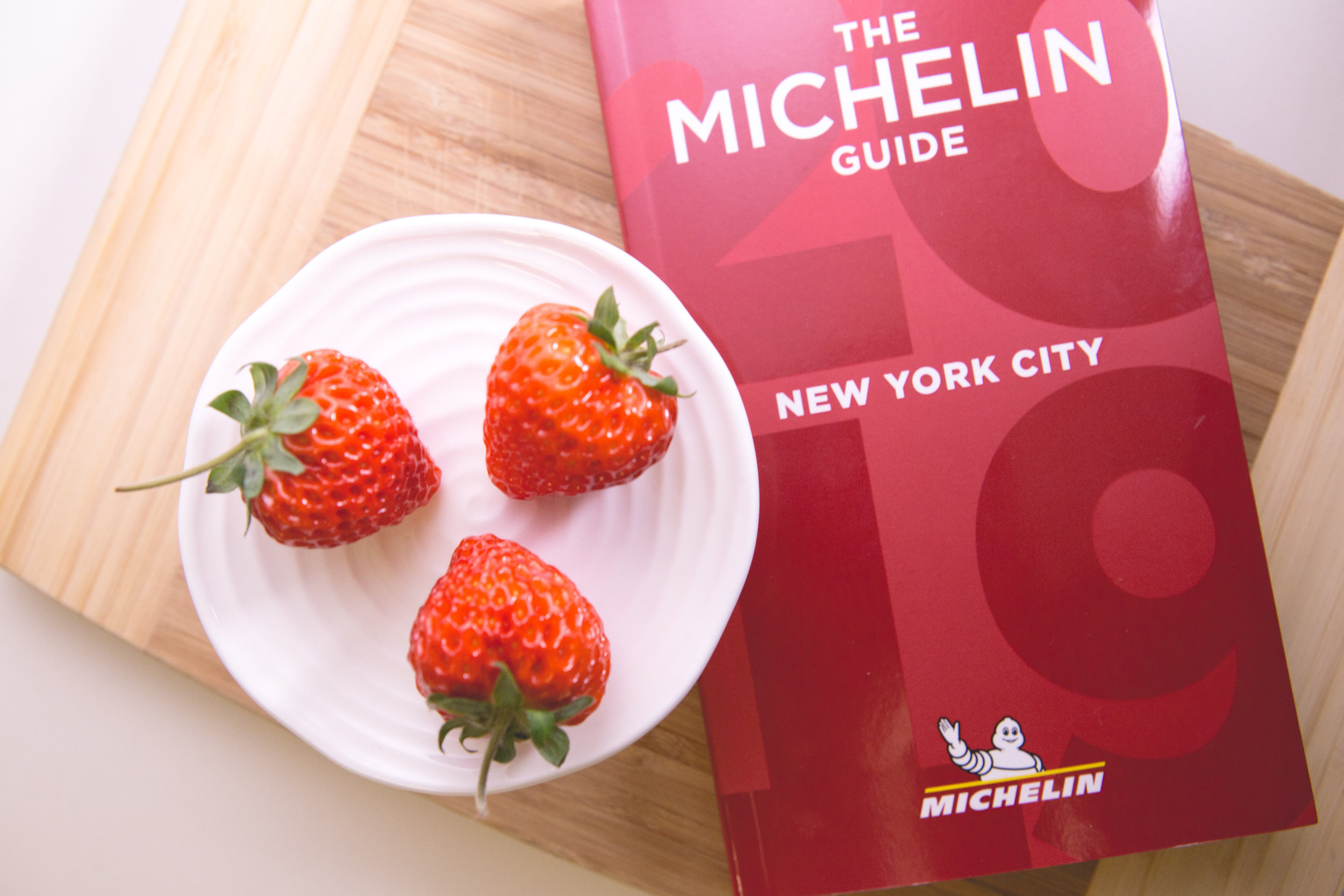"""""""Exceptional cuisine that is worth a special journey."""" Congratulations to Chef's Table at Brooklyn Fare for once again attaining 3 Michelin stars. Kudos to Chef Ramirez and his team's dedication to perfection."""