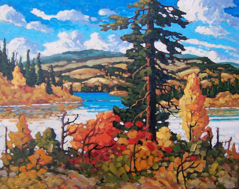 Nicola, Colours of Autumn