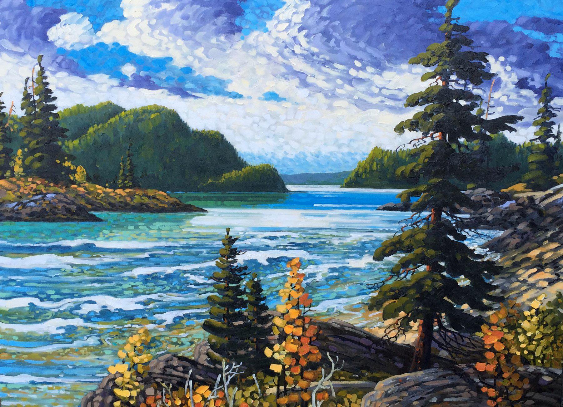 Quiet Waters, Clayoquot Sound