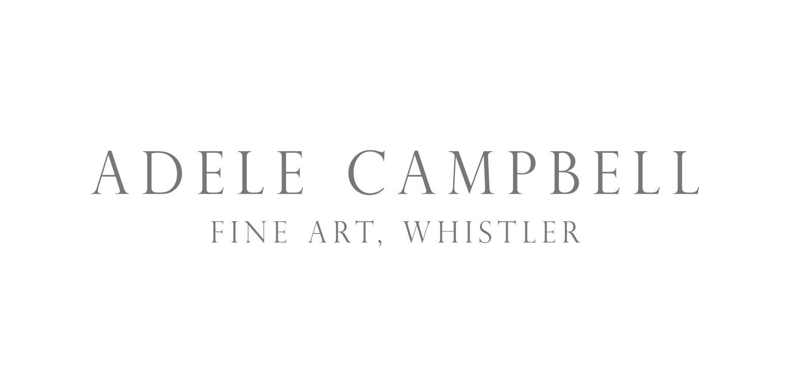 Adele Campbell Fine Art, Whistler BC