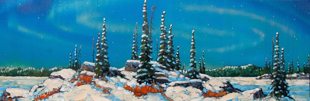 December, Northern Outcrop