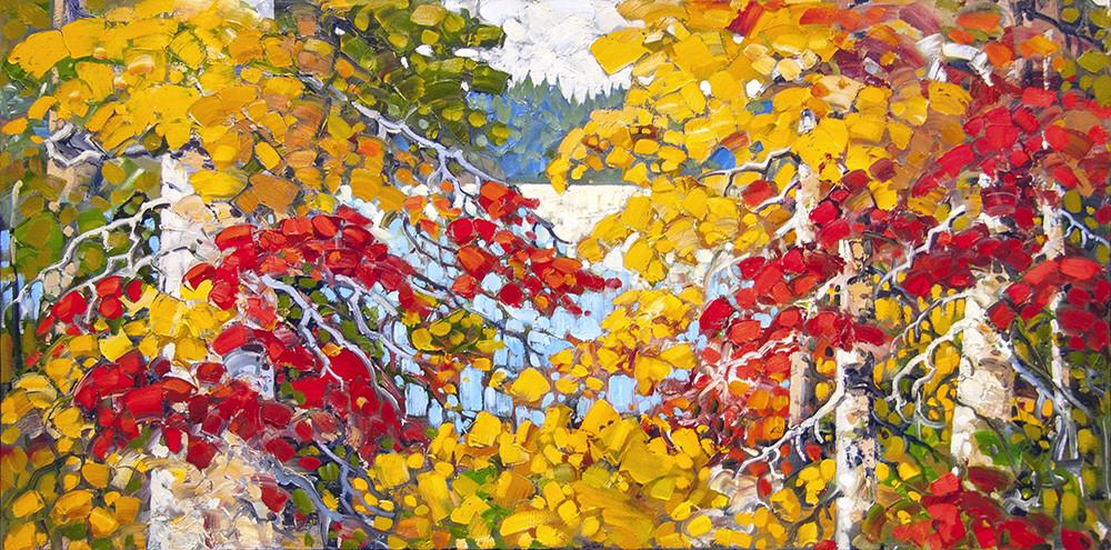 Autumn, By the Ottawa River