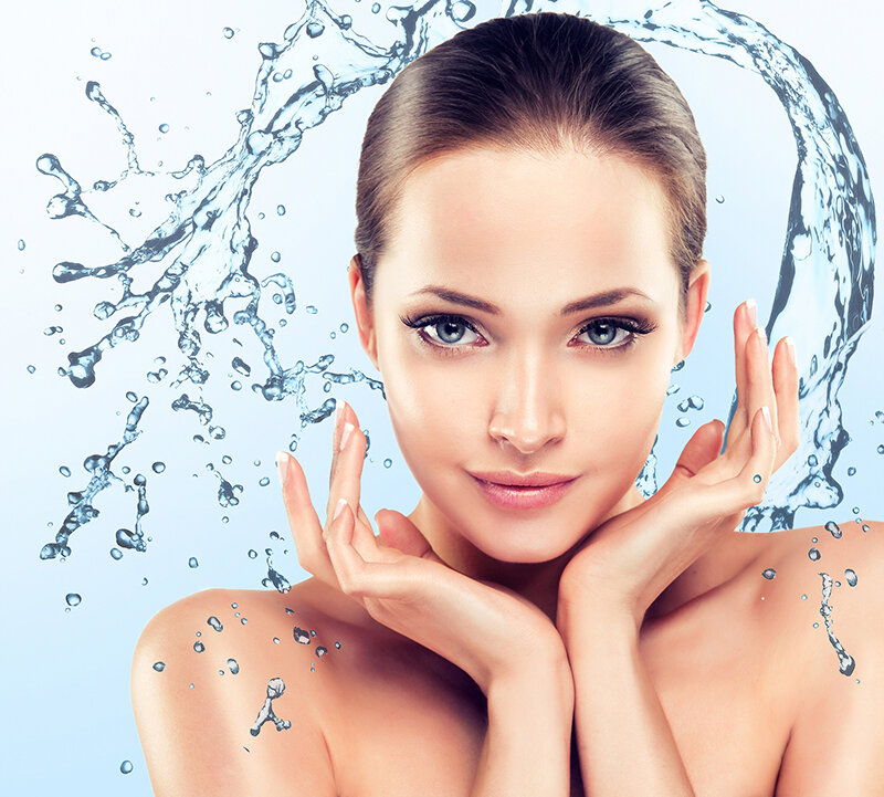Hydro Glow Facial Bare Bodies By Nina