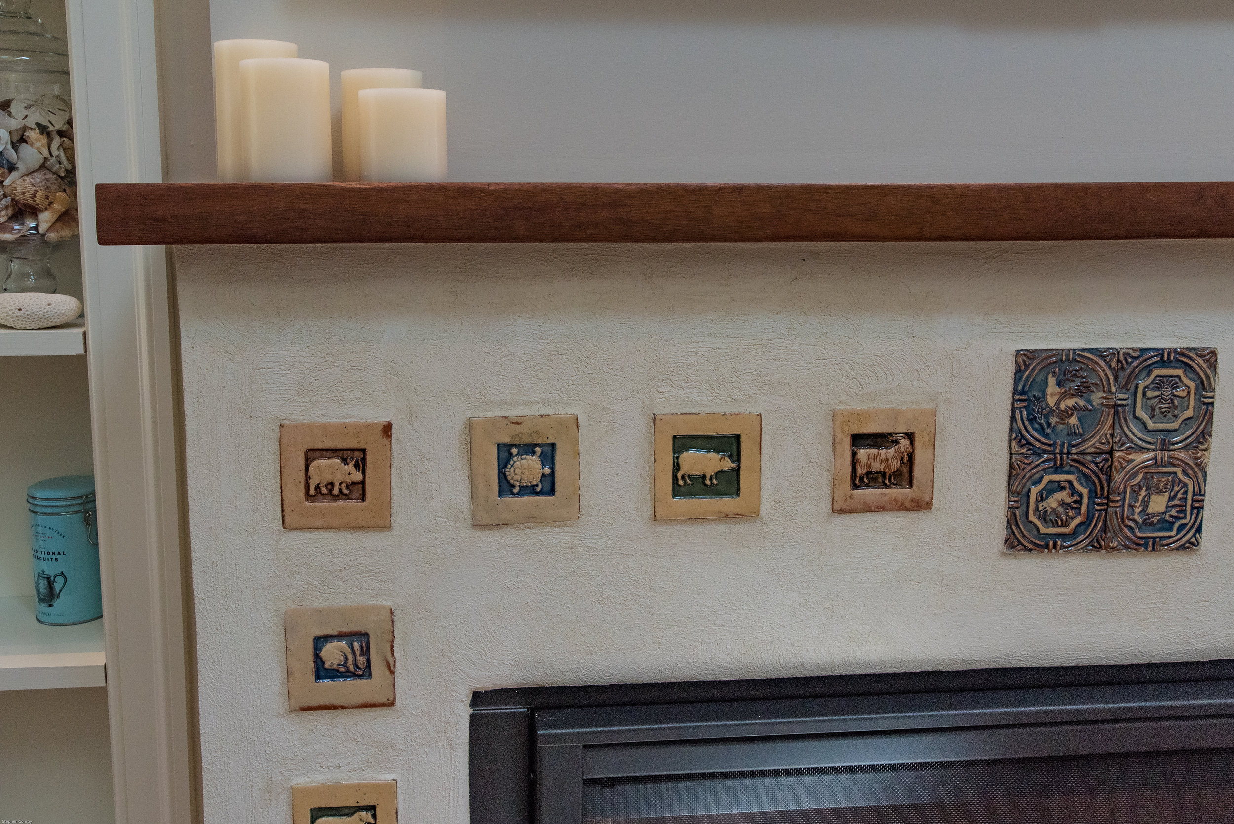 King Addition - Fireplace Tiles.jpg