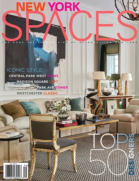 New York Spaces, September 2016