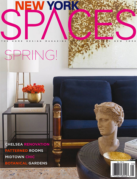 New York Spaces, April/May 2016