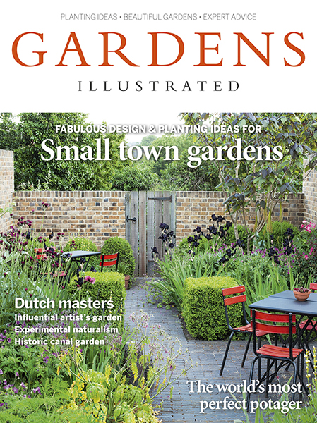 Gardens Illustrated, August 2015