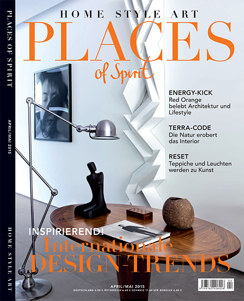 Places of Spirit, May 2015