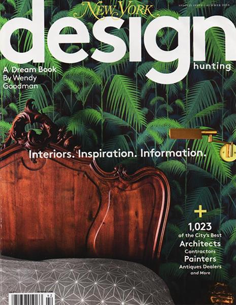 New York Magazine - Design Hunting, June 2014