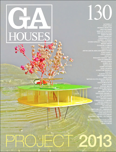 GA Houses - Project 2013