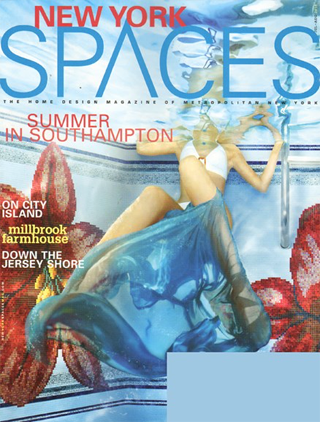 New York Spaces - July/August 2010