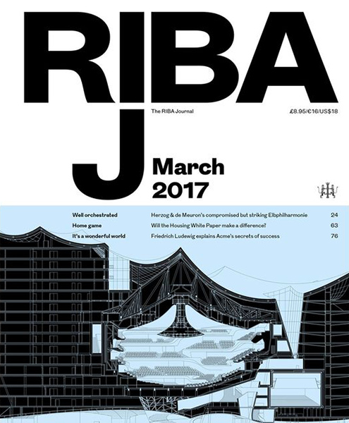RIBA Journal - March 2007