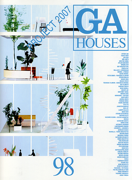 GA Houses - Project 2007