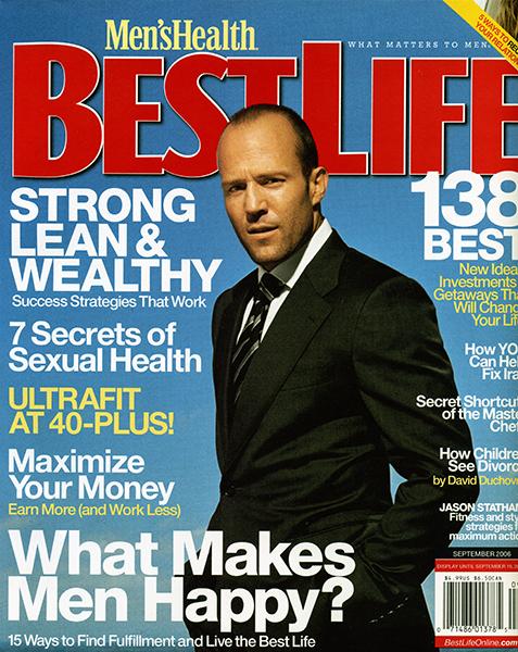 Men's Health, Best Life - September 2006