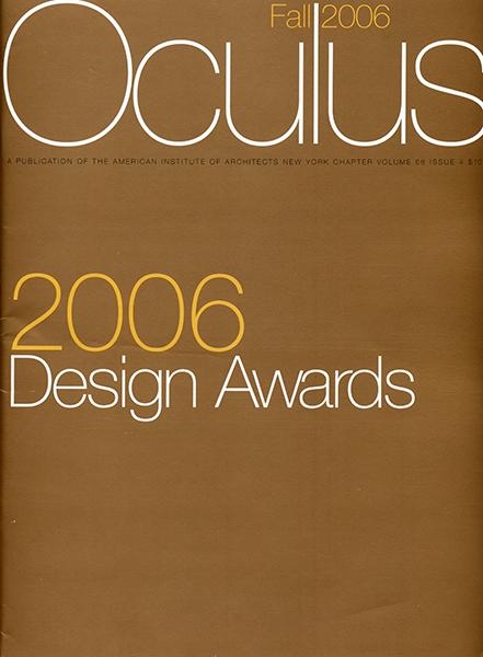 Oculus - Fall 2006