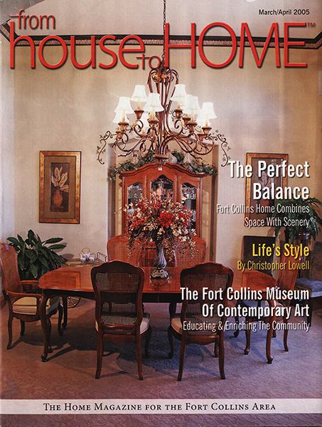 From House to Home - April 2005