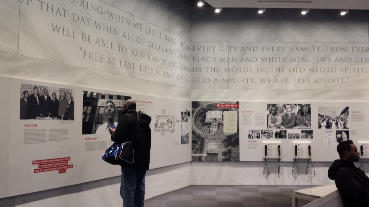 Center for Civil and Human Rights - Atlanta - The City Dweller (25)