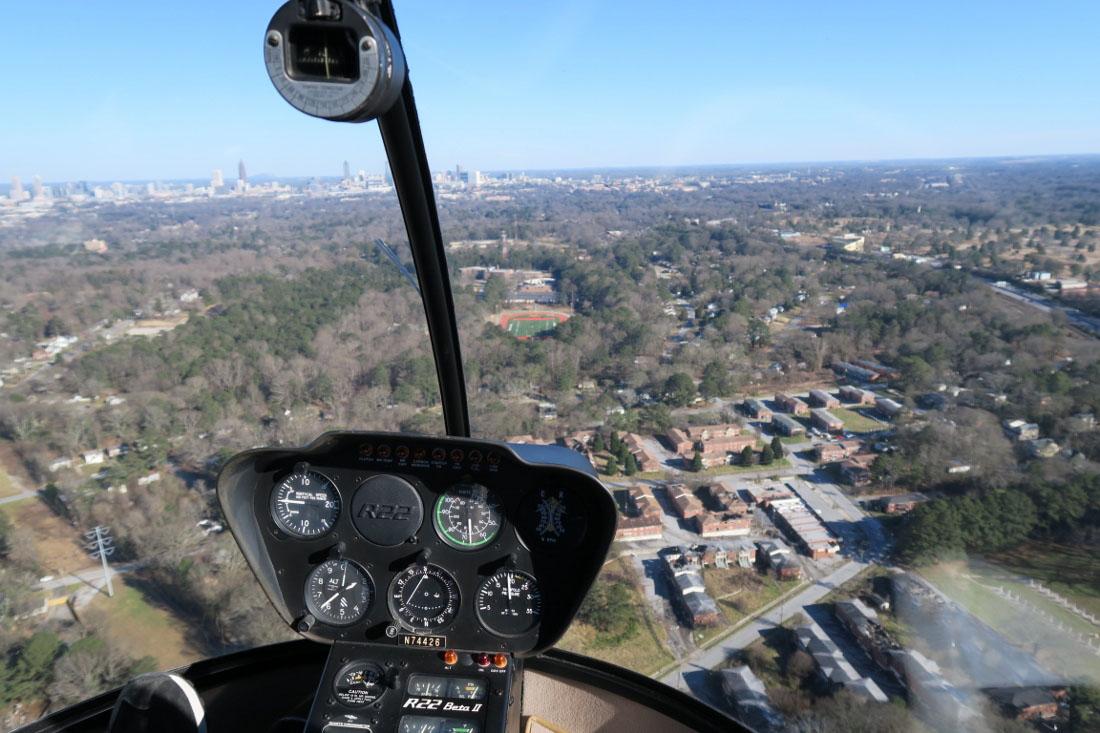 Helicopter Ride - Atlanta - The City Dweller (12)
