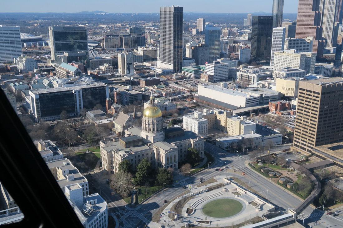 Helicopter Ride - Atlanta - The City Dweller (3)