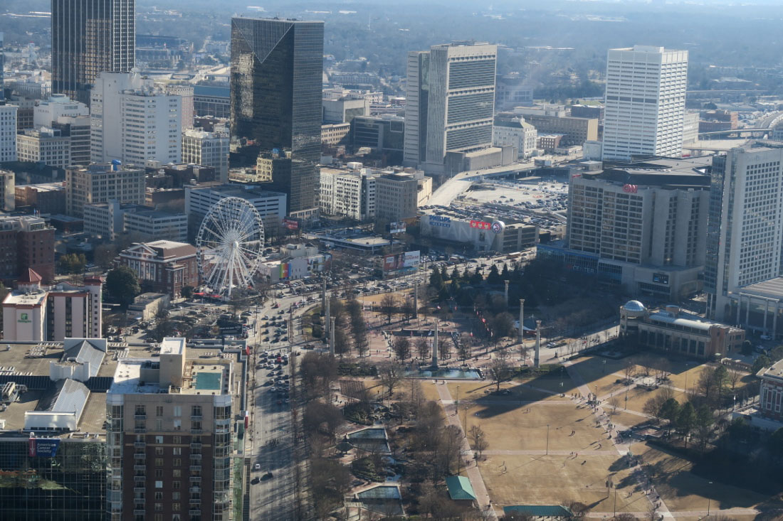 Helicopter Ride - Atlanta - The City Dweller (5)