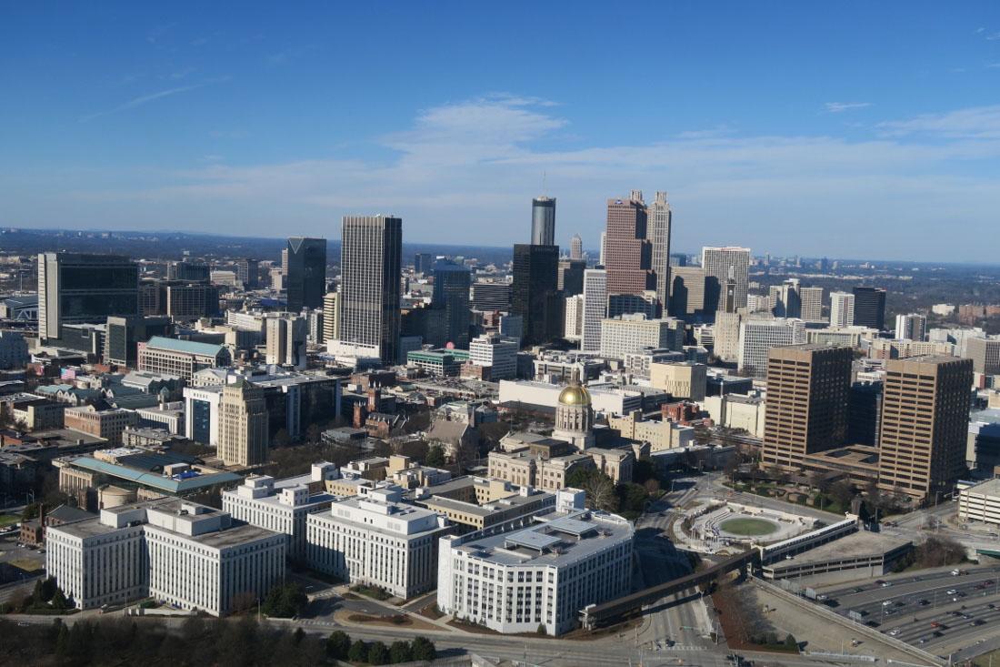 Helicopter Ride - Atlanta - The City Dweller (9)