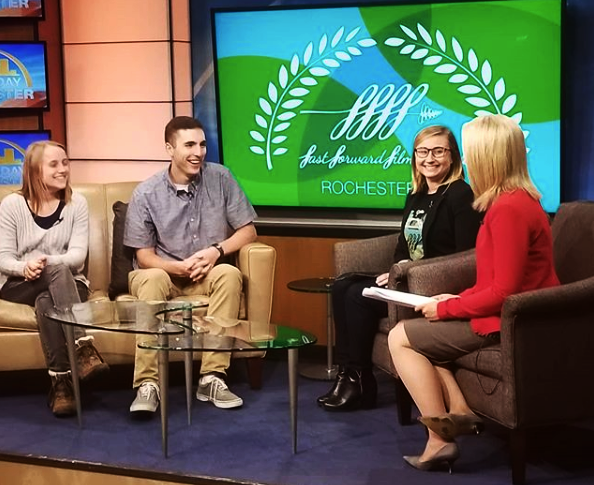 'Fast Forward' highlights short films with environmental focus,  Good Day Rochester