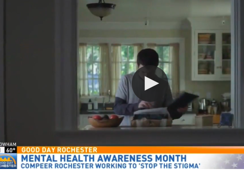 Local organization working to 'stop the stigma' of mental illness,  Good Day Rochester