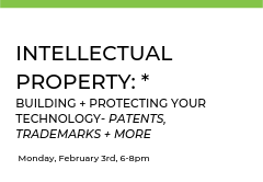 Intellectual property is a critical component to the value of any product in the Med Tech industry. Understanding how and when to protect your ideas is essential to building your value and defending a fundable business model.