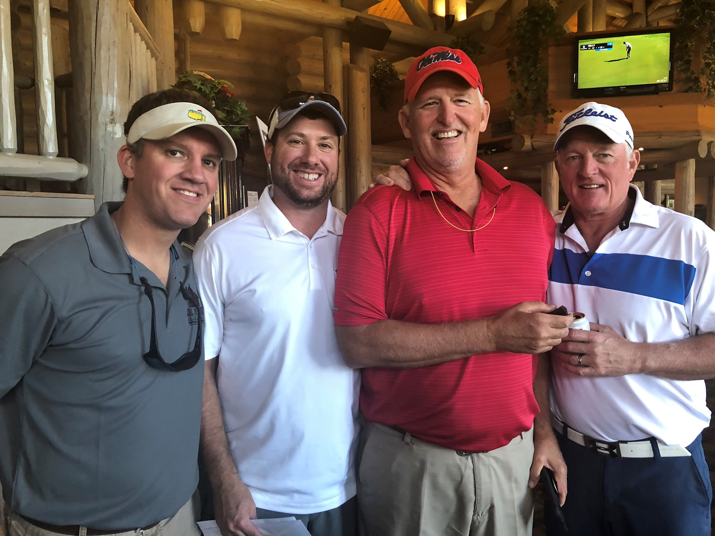 Chad Blalack, Danny Courtenay, Don Gaddy and John Bush.jpg