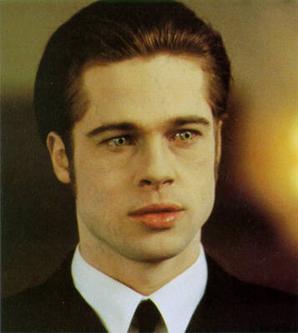 Brad Pitt as Louis de Pointe du Lac