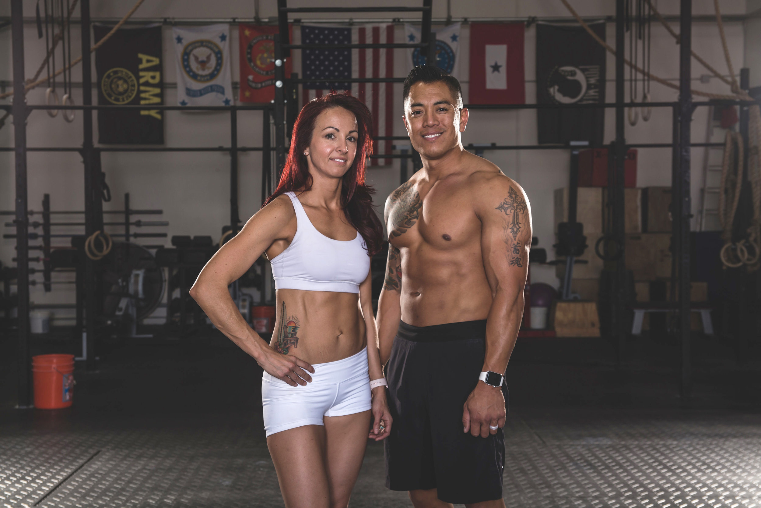 JUMPSTART CHANGE TODAY - We'll customize a personal nutrition plan and workout routine to help you achieve your goals!