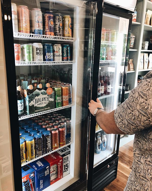 Adult beverages? We've got you covered and ready for summer hang outs.  #shoplocalstl #livewellstl #universitycitymo #stl #kismetstl #summer