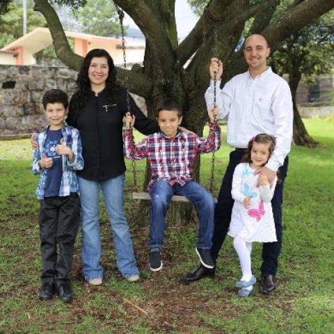 Marcelo and Viviana Fretes - Lead Pastors