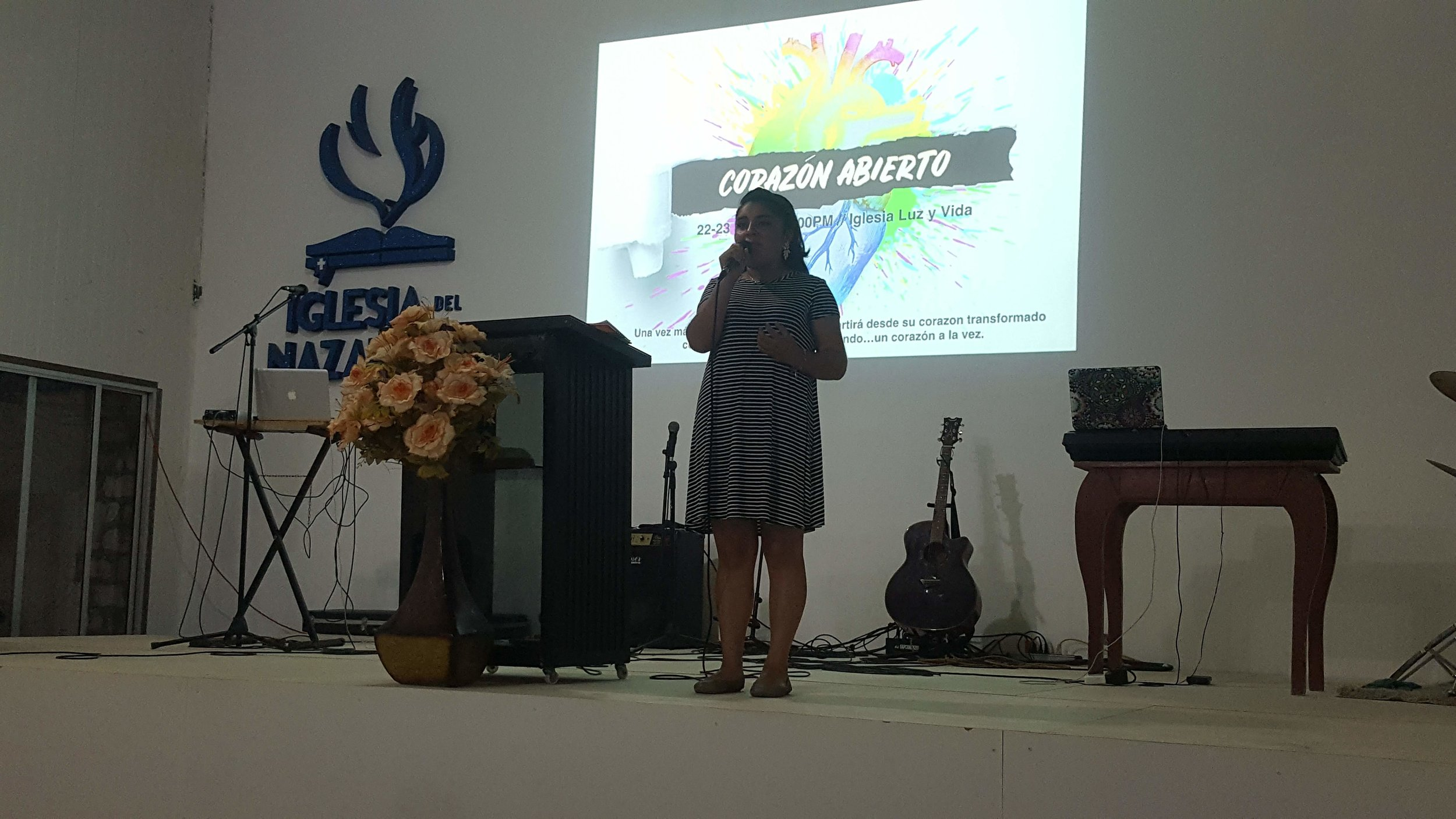 Mariana - Importance of Evangelism and Loving Others Enough to Share the Gospel
