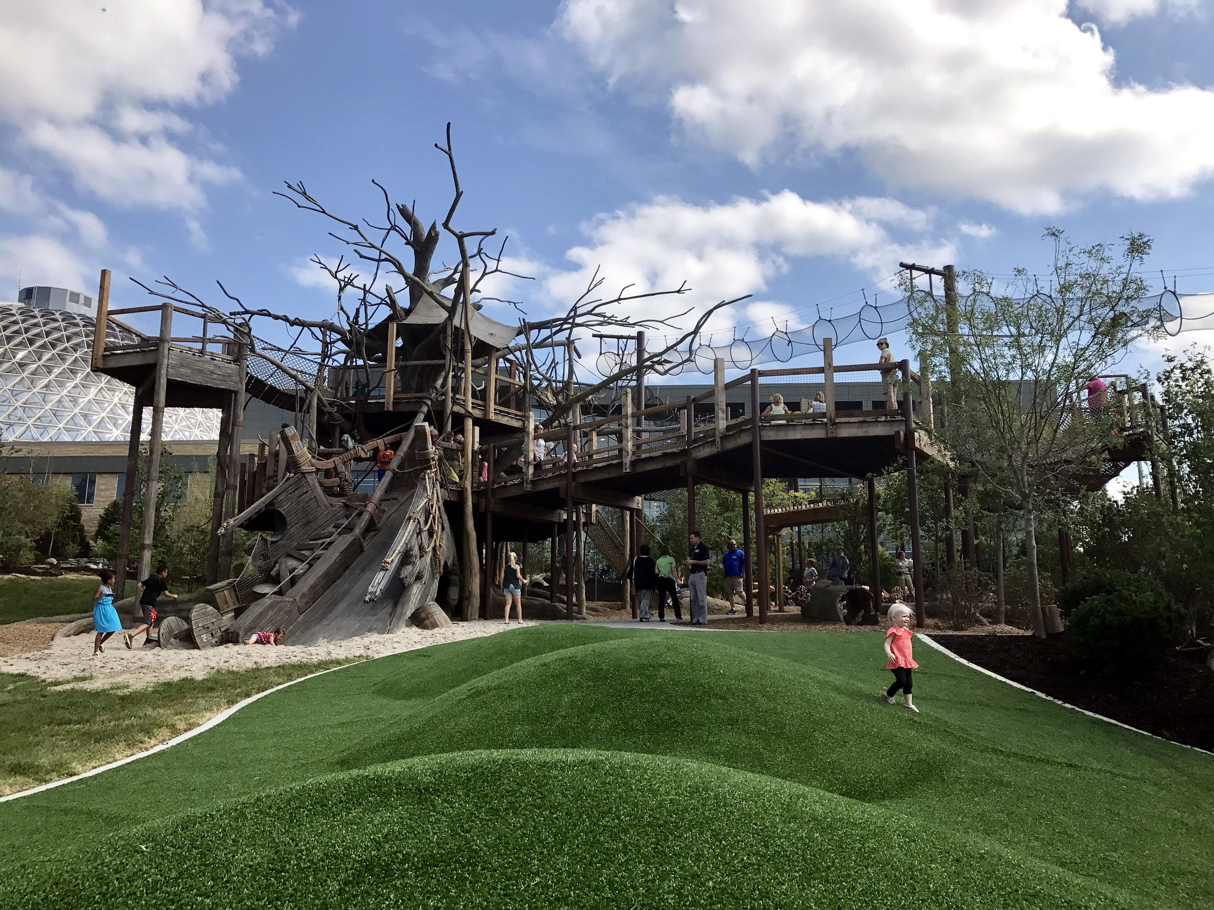 Henry Doorly Zoo Treehouse