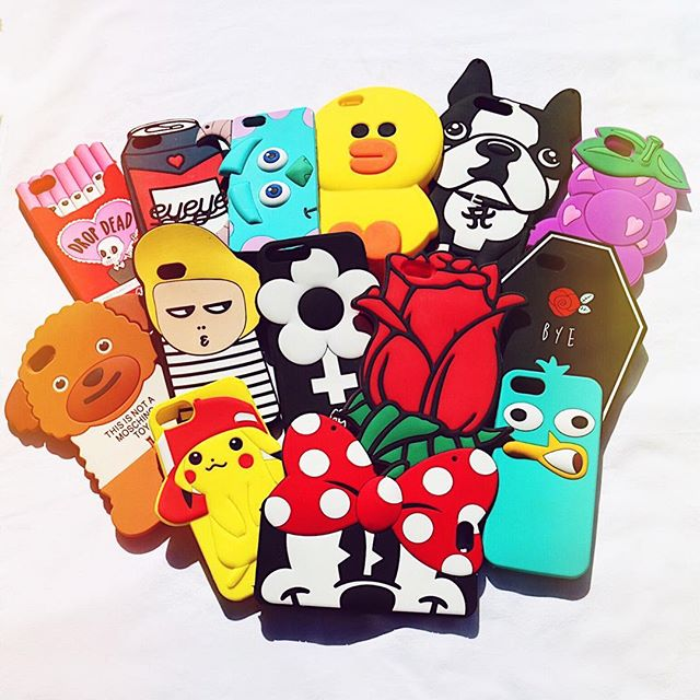 """We have a huge selection of cool 3D iPhone cases on sale! Use code """"FREESHIP"""" after you spend over $25 for free shipping 🎉 #DREAM45"""