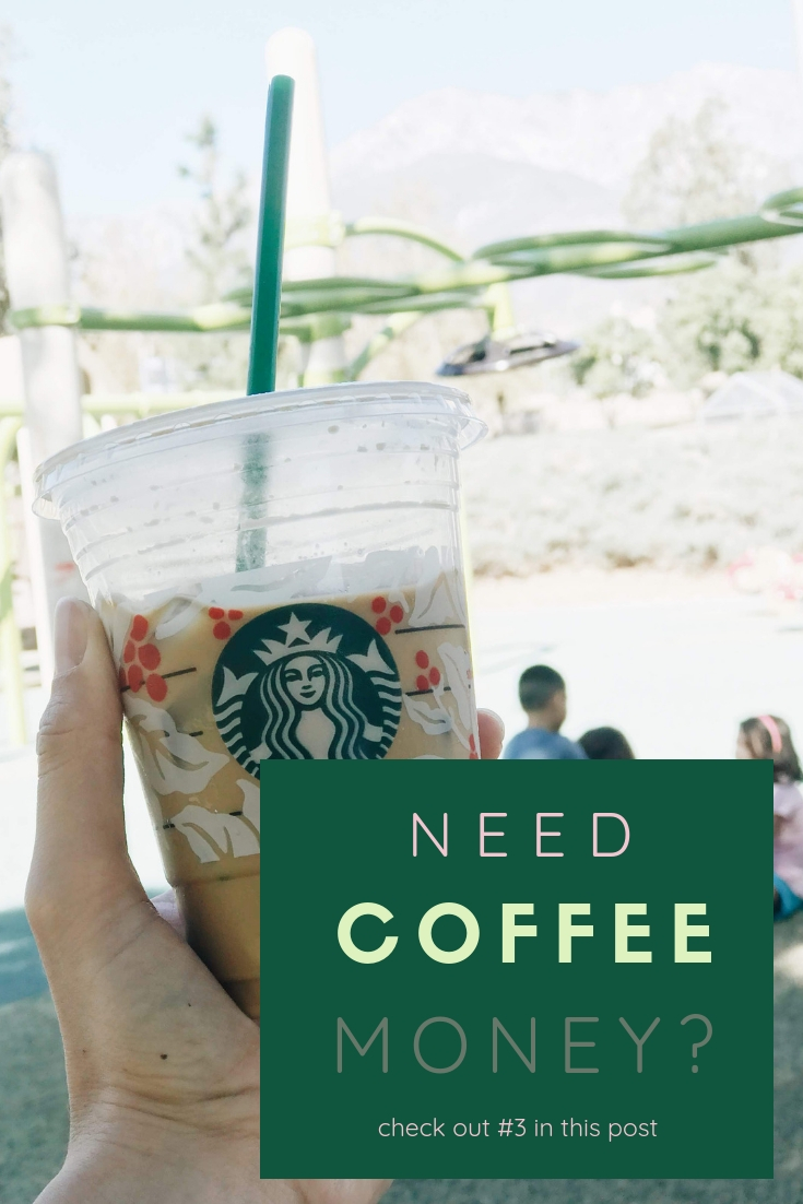 how to earn some extra coffee money by all graced up blog.jpg